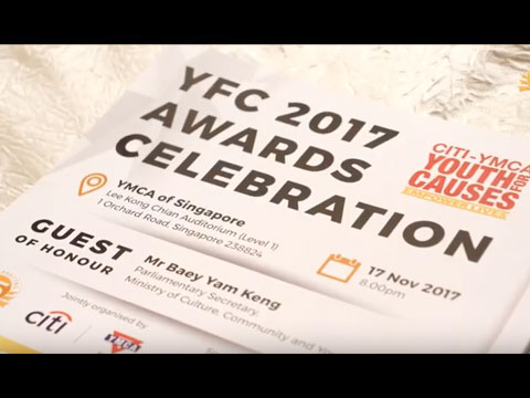 YFC 2017 Programme Highlights
