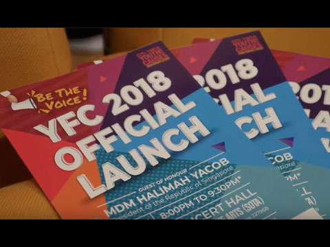 YFC 2018 Official Launch: Highlights