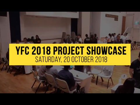 YFC 2018 Project Showcase: Highlights